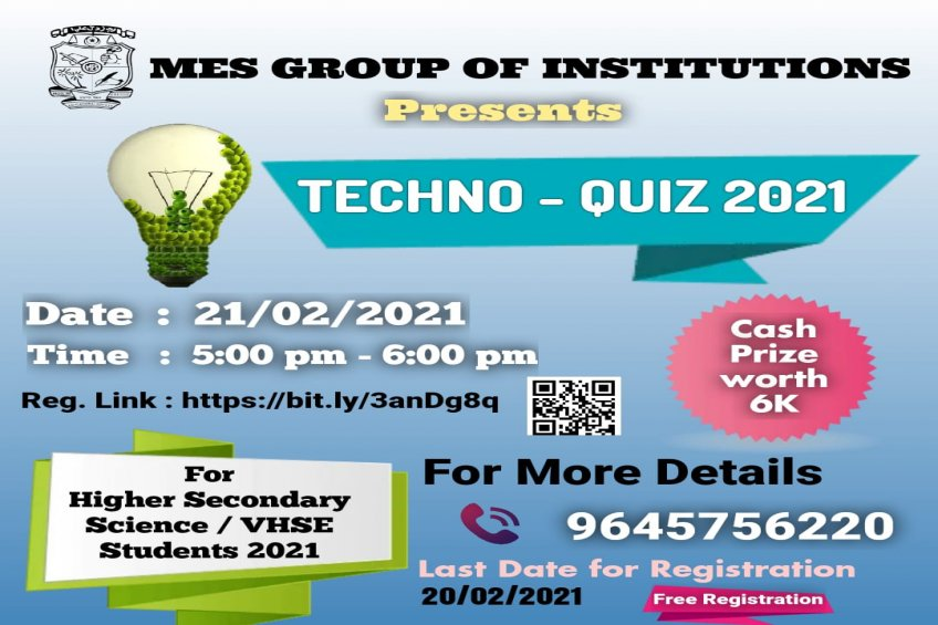 TECHNO QUIZ 2021